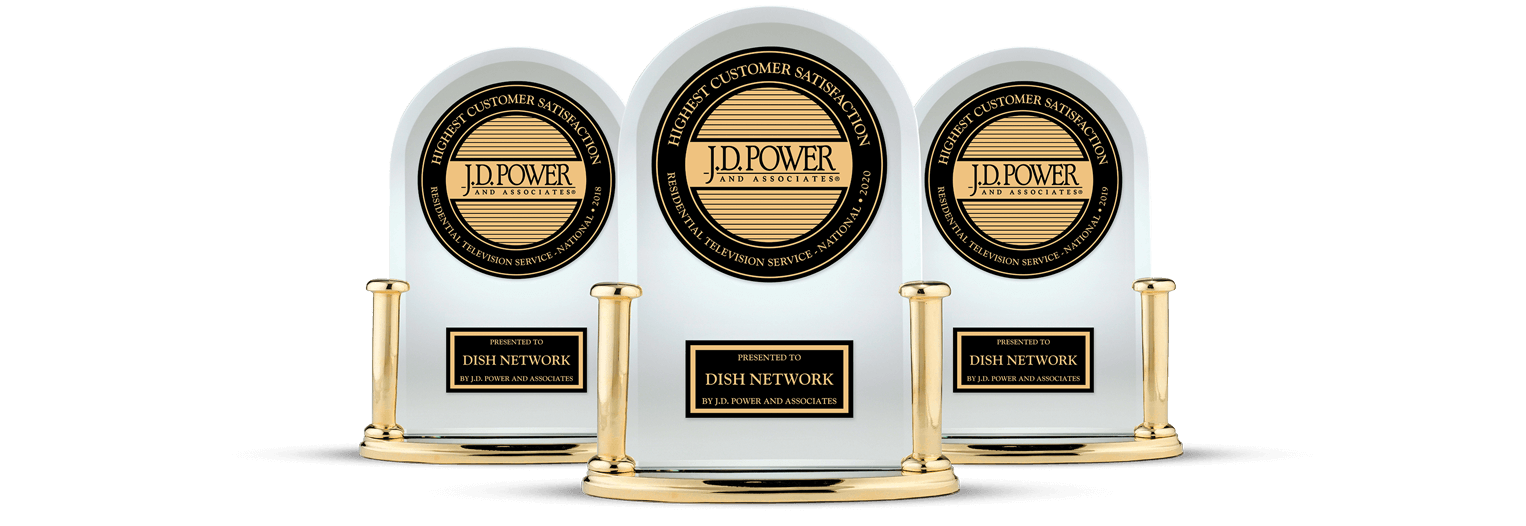 DISH Customer Satisfaction - Ranked #1 by JD Power - BR Electronics in Asheville, NC - DISH Authorized Retailer