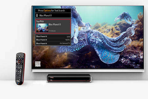 Hopper DVRs  with Voice Control remote - BR Electronics in Asheville, North Carolina - DISH Authorized Retailer