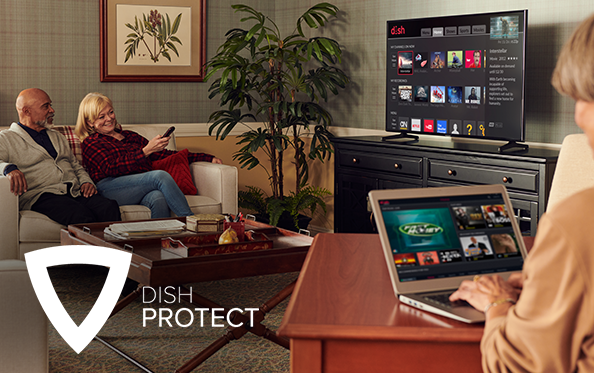Get DISH Protect from BR Electronics in Asheville, North Carolina