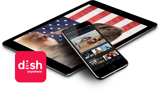 DISH Anywhere from BR Electronics in Asheville, North Carolina - A DISH Authorized Retailer